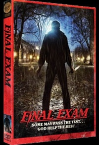 Final Exam DVD review (click for larger image)