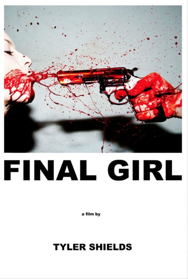 Final Girl Sales One-Sheet Makes a Bloody Splash