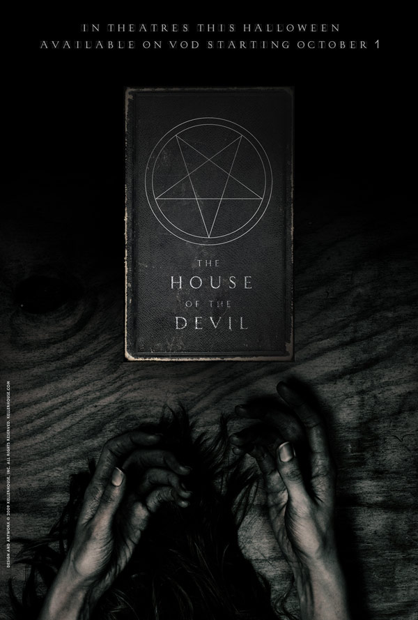 Sixth House of the Devil Poster Surfaces