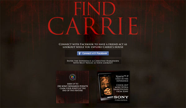 Find Carrie