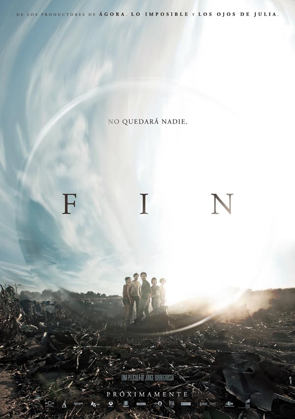 Trailer Premiere for Jorge Torregrosa's Fin (The End)