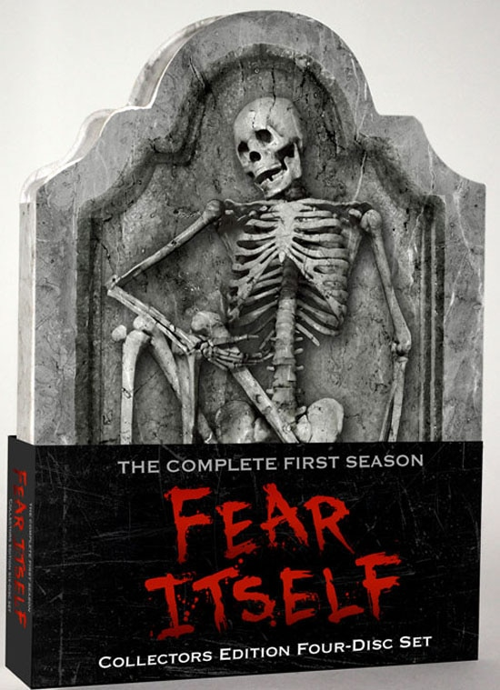 Fear Itself DVD