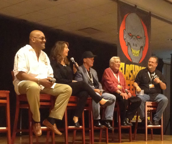 Flashback Weekend 2013: Dawn of the Dead Reunion Panel Highlights