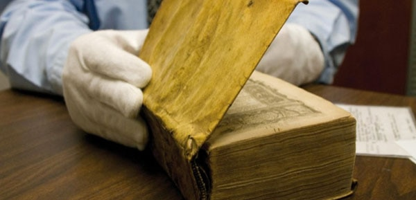 Harvard Library Home to at Least 3 Books Bound in Human Flesh