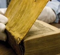 flesh s - Harvard Confirms Book Bound in Human Skin; Leatherface Gets a Library Card!