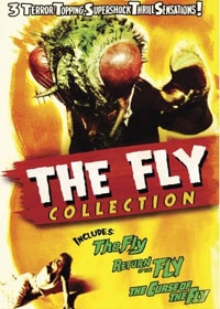 The Fly Collection DVD (click for larger image)