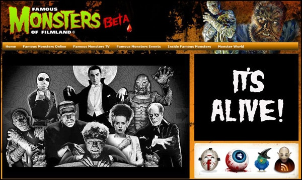 IDW Brings Back Famous Monsters of Filmland