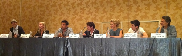 San Diego Comic-Con 2011: Fright Night Press Conference Coverage (click for larger image)