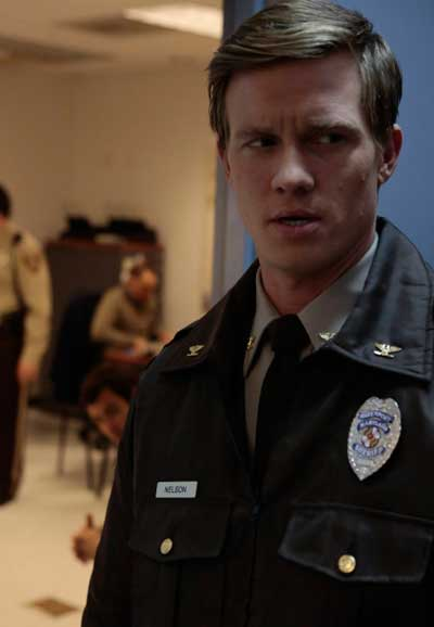 A Few Stills and a Clip from The Following Episode 1.13 - Havenport