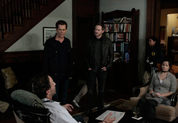The Following Episode 2.02 For Joe on Fox