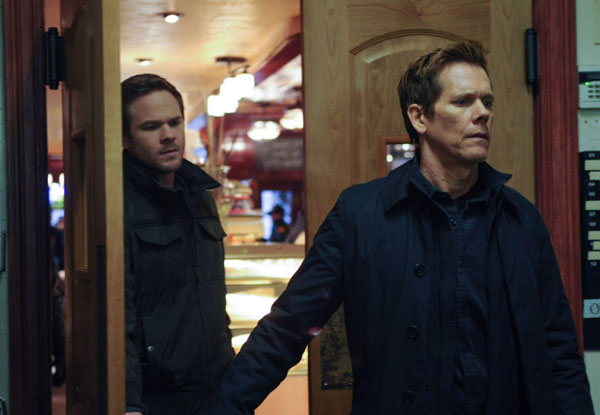 It's a Deadly Mess in these Images and Preview of The Following Episode 2.11 - Freedom