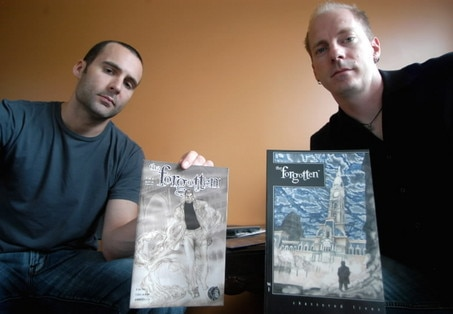 John Rogers Transforms the forgotten Graphic Novel for the Big Screen