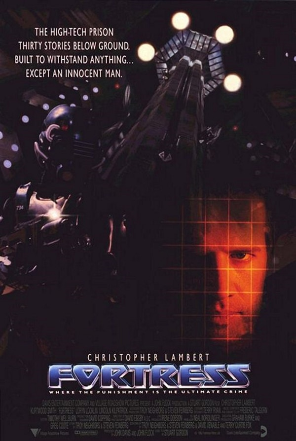 fortress - Stuart Gordon's Fortress Sentenced to Blu-ray; Lawnmower Man to Follow!