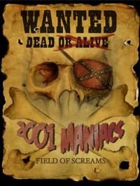 Title Change: 2001 Maniacs: Field of Screams