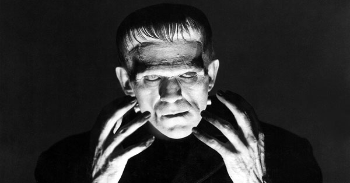 Doctor Gash's Top 10 Greatest Horror Movies... EVER! #7 - Frankenstein
