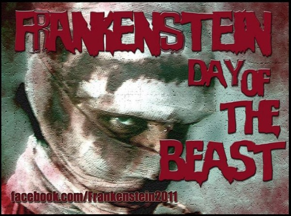 Frankenstein's Army Officially Filming! First Behind-the-Scenes Still!