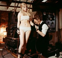 Hammer's Cult Classic Frankenstein Created Woman to be Resurrected on Blu-ray