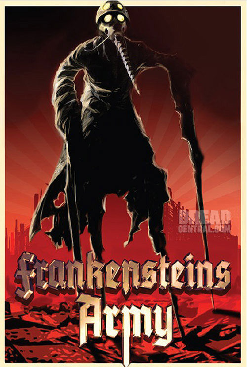 Frankenstein's Army One-Sheet
