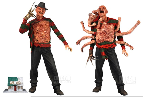Great Look at  More Freddy Themed Ghoulish Goodness from NECA (click for larger image)