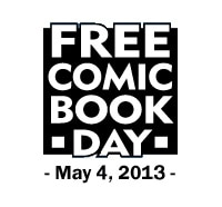 Reminder: May 4th Is FREE Comic Book Day