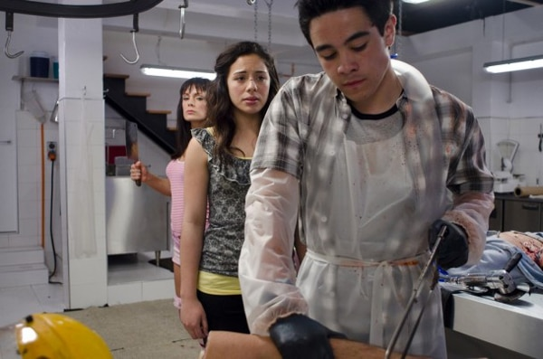 fresh meat2 - Several Horror Films to Screen During Tribeca 2013: Byzantium, Frankenstein's Army, Raze, V/H/S/2 and More