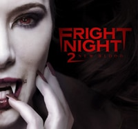 Greetings From Romania; Sink Your Teeth Into Fright Night 2 Postcards and Halloween Cards!
