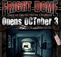 Exclusive Event Report: Fright Dome Kicks Off In Las Vegas!
