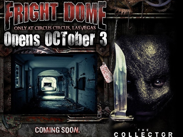 Frightdome - The Collector