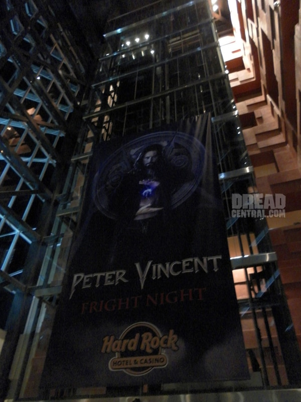 First Look at David Tennant as Peter Vincent in Fright Night Remake (click for larger image)