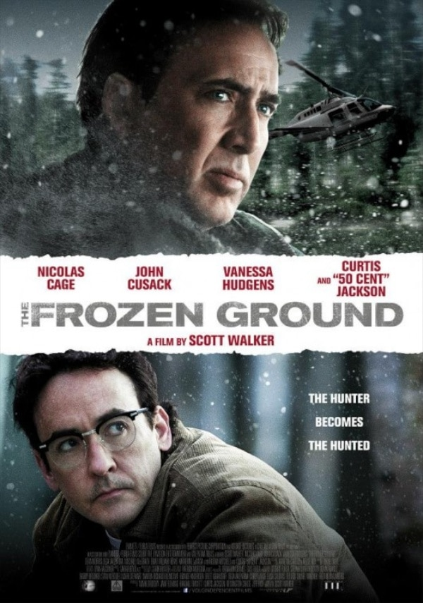 frozen ground poster 2 - A Pair of Chilling Clips From The Frozen Ground