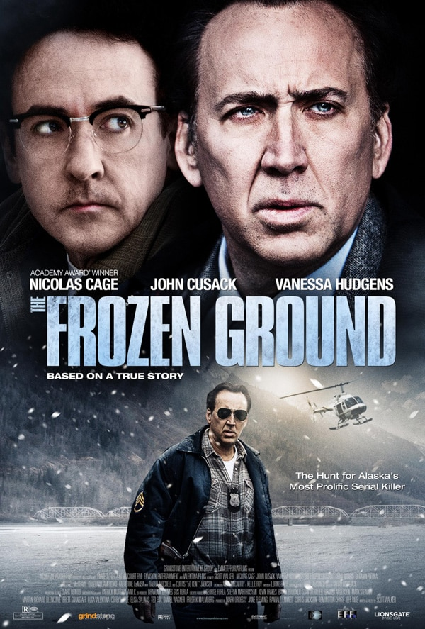 frozen ground poster - A Pair of Chilling Clips From The Frozen Ground
