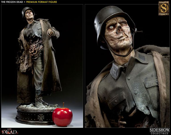 frozendead - Sideshow Collectibles Reveals The Reaper: Death's General Legendary Scale Figure