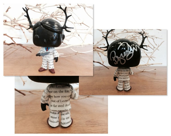 #SDCC14: Win a One-of-a-Kind Bryan Fuller-Created Hannibal Pop! Figure from Funko