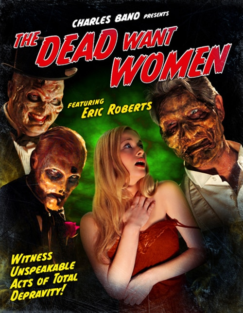 Full Moon Reveals The Dead Want Women Artwork and the Newest Addition to the Puppet Master Family