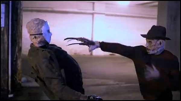 Freddy vs. Jason - The Rematch ... Beat Down Boogie Style