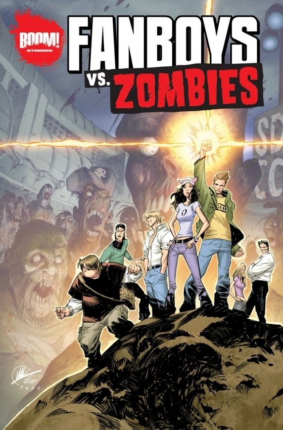 San Diego Comic-Con 2011: Get Ready for Fanboys vs. Zombies