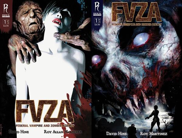 FVZA Issue #1 Sells Out at Distributor Level