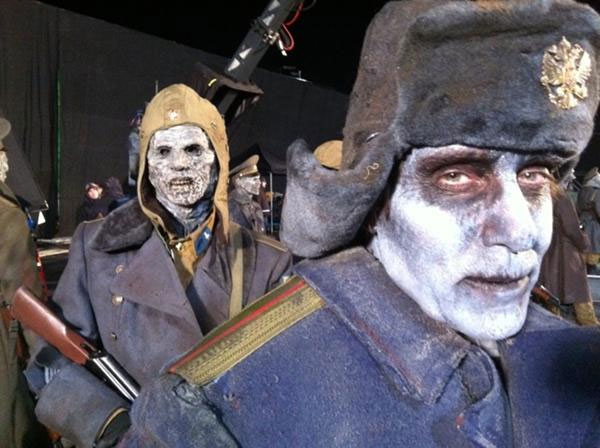 Set Visit Interview: Special Effects Maestro Paul Jones Talks Zombies, Lickers and More for Resident Evil: Retribution