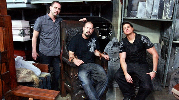 Ghost Adventures Season 7 Q&A with Zak Bagans, Nick Groff, and Aaron Goodwin
