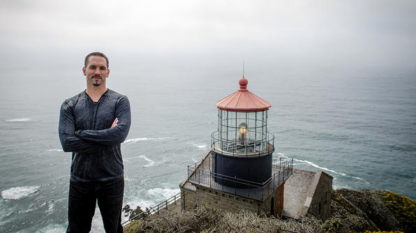 gaps2 - Photos from Ghost Adventures: Point Sur Lighthouse; Zak Answers Fans' Twitter Questions