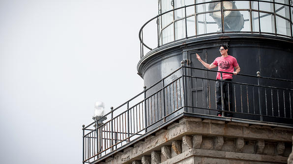 gaps5 - Photos from Ghost Adventures: Point Sur Lighthouse; Zak Answers Fans' Twitter Questions