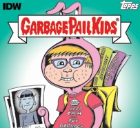 garbagepailkidss - #SDCC14: IDW Announces Two New Comic Series: Garbage Pail Kids and Edward Scissorhands
