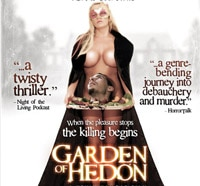 Exclusive Gruesome First Look at Kevin Kangas' Garden of Hedon