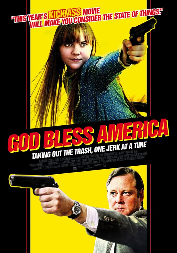 TIFF 2011: God Bless America One-Sheet Candidate for Worst of the Year