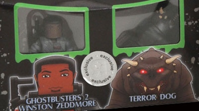 Another Ghostbusters Minimates Collection - With Villains!