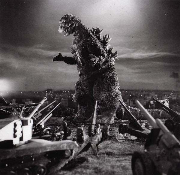 Rare Print of the Original Godzilla Found! Criterion DVD and Blu-ray on its Way!