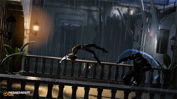GamesCom 2012: Remember Me Brings Horror To The Digital Age
