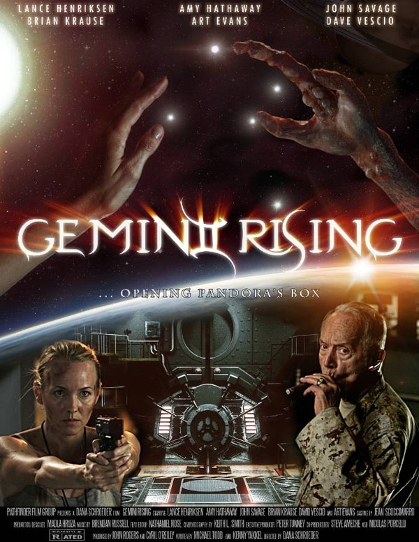 A Trailer Lands for Sci-Fi Thriller Gemini Rising