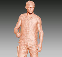 Gentle Giant Expands its Walking Dead Line with Merle Dixon Walker Statue and Zombie Army Men Series 2