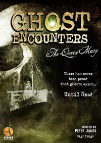 Ghost Encounters: The Queen Mary DVD (click for larger image)